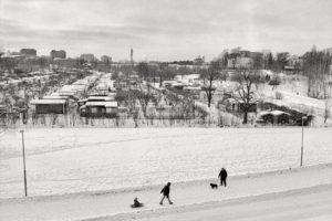 Walk out to winter in Helsinki 2006